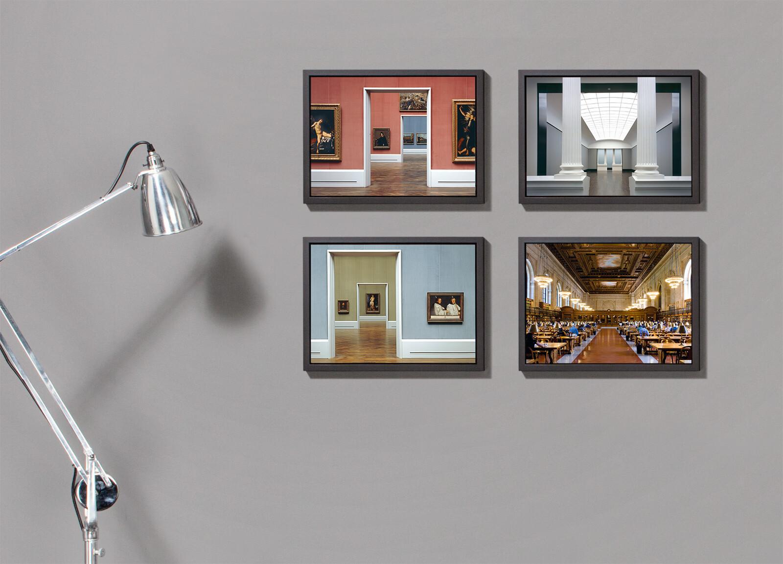 Alte Nationalgalerie - Reinhard Görner
