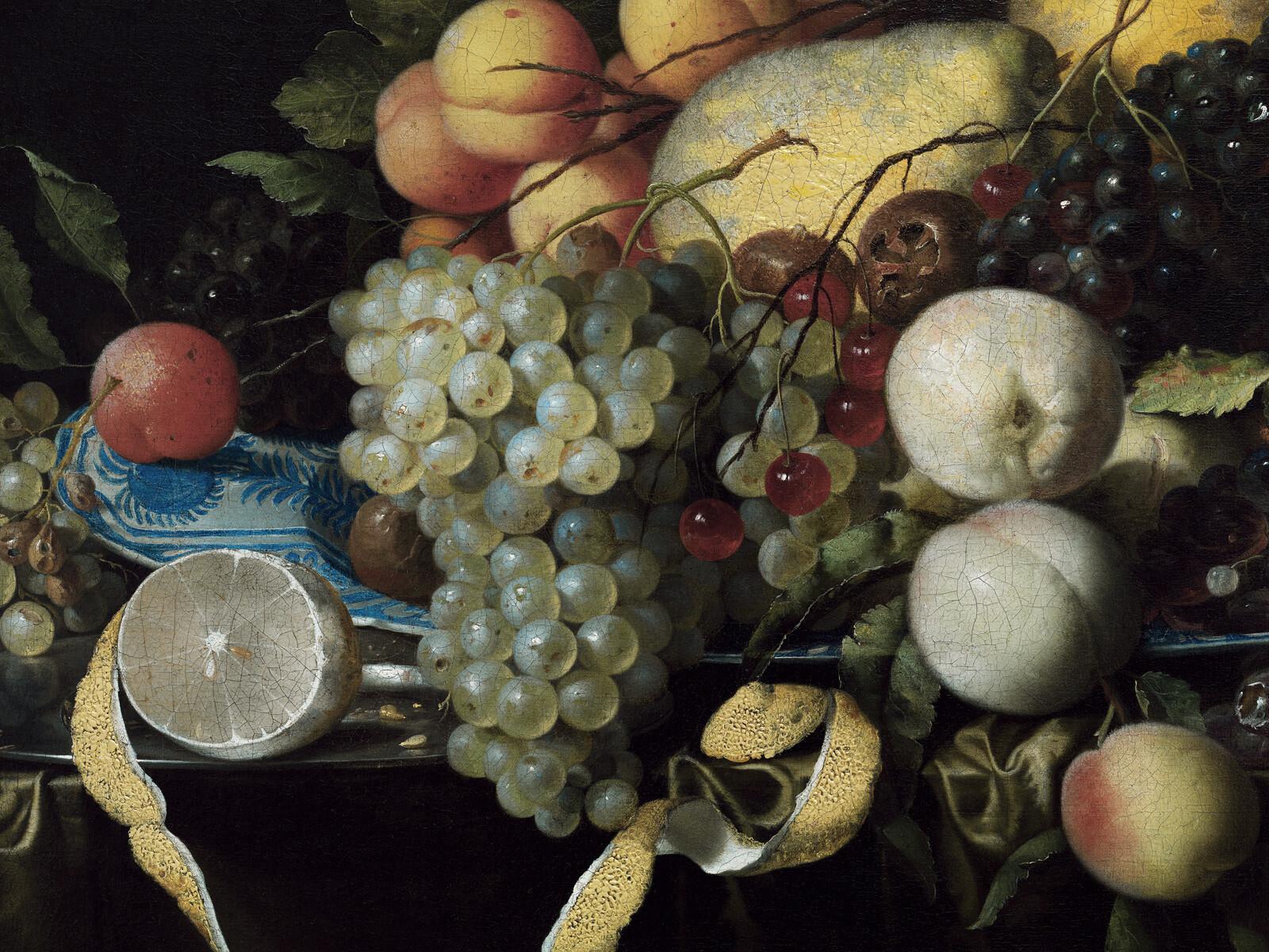 De Heem: Stillleben mit Früchten - Reinhard Görner