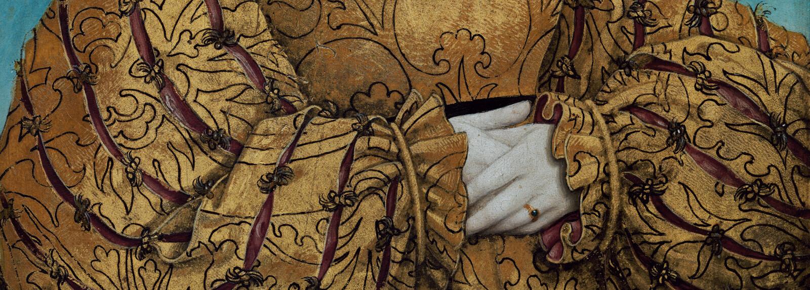 Maler: Königin Anna - Reinhard Görner