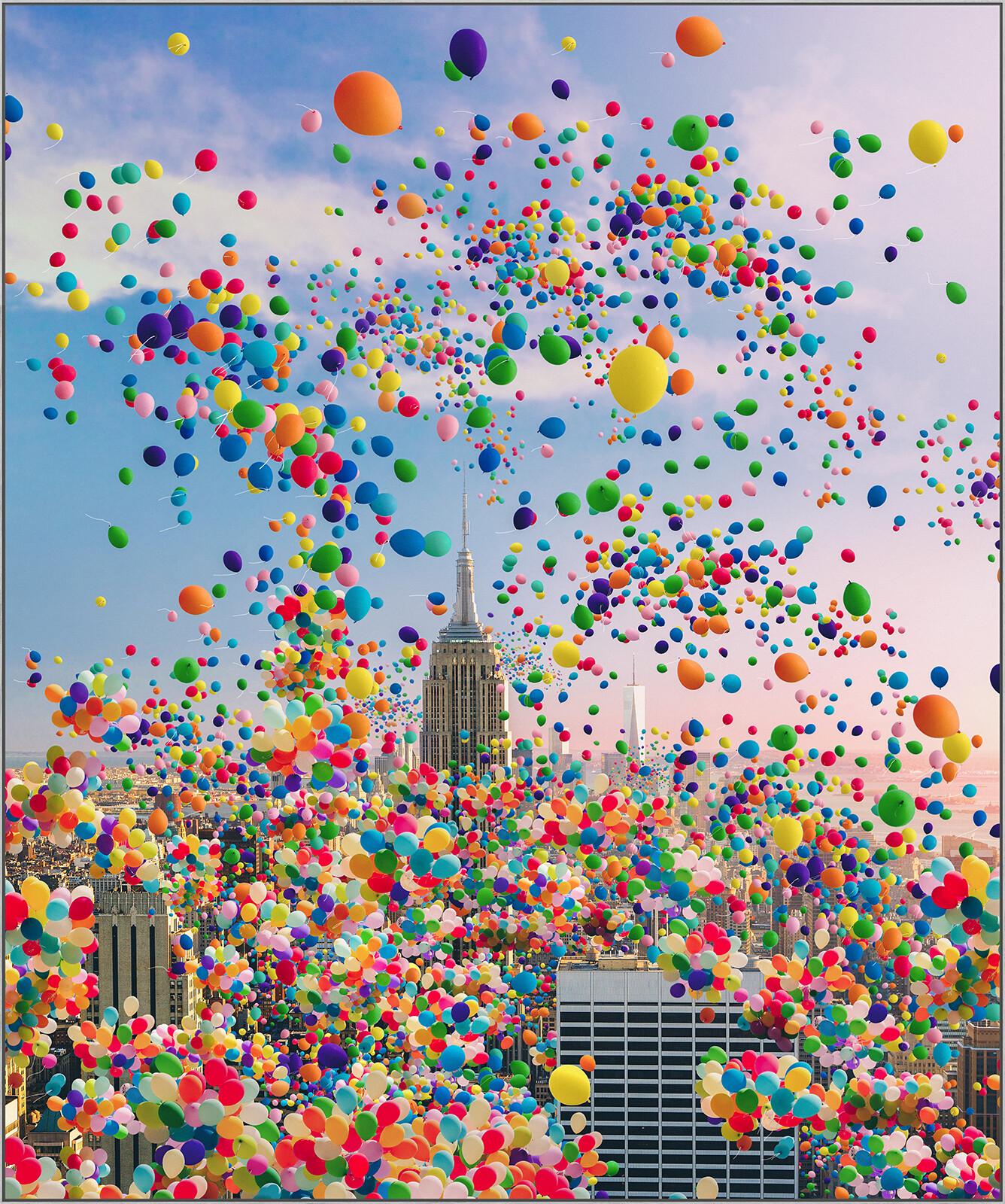 NYC Balloons - Robert Jahns
