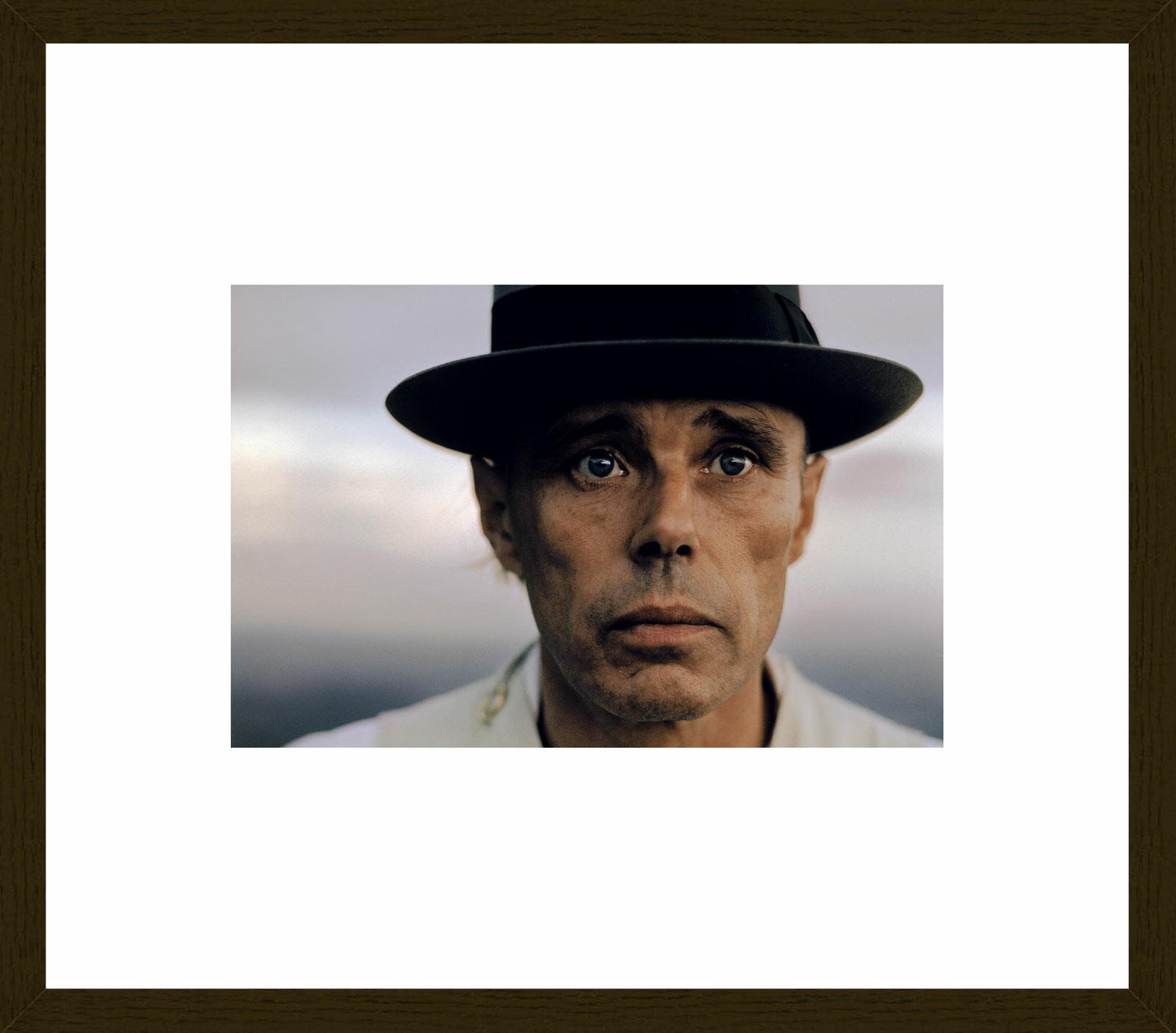 Joseph Beuys, Schottland 1974 - Robert Lebeck