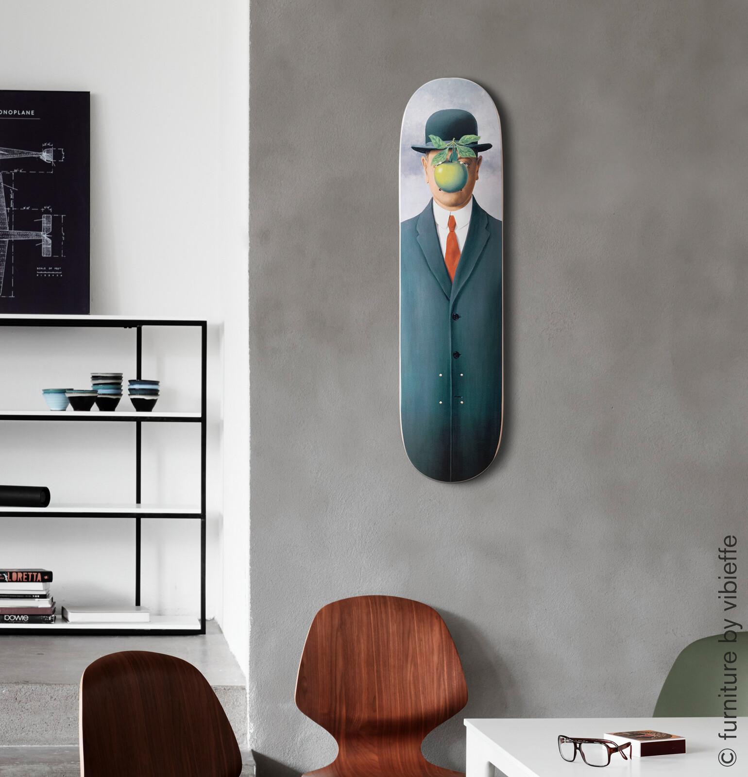 Le Fils De L'Homme, 1964 - René Magritte