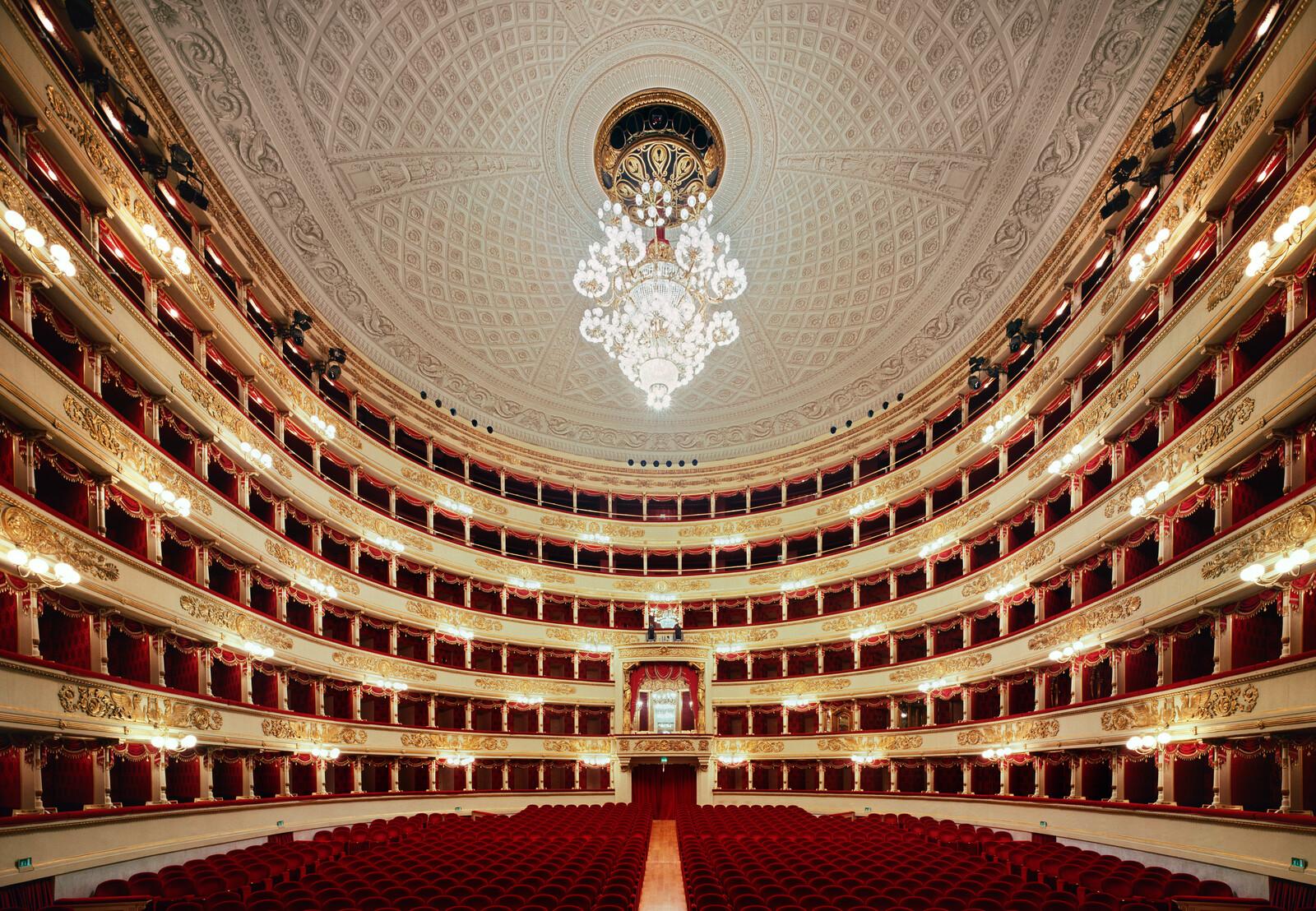 La Scala, Milan, Italy - Rafael Neff