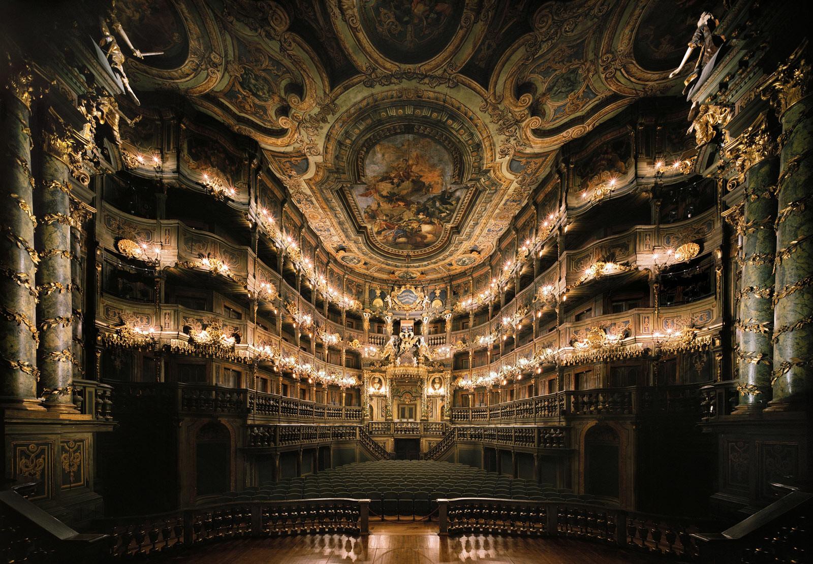 Markgräfliches Opernhaus Bayreuth - Rafael Neff