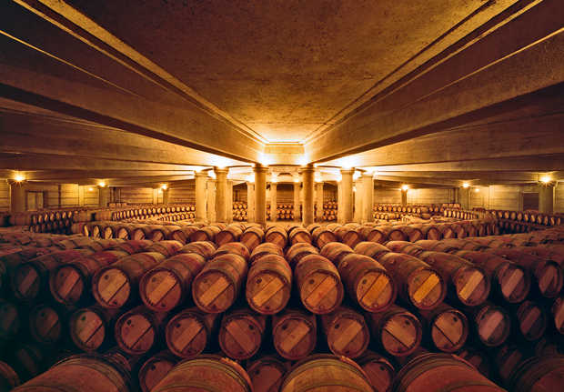 Chateau Lafite Rothschild, Bordeaux, France - Rafael Neff