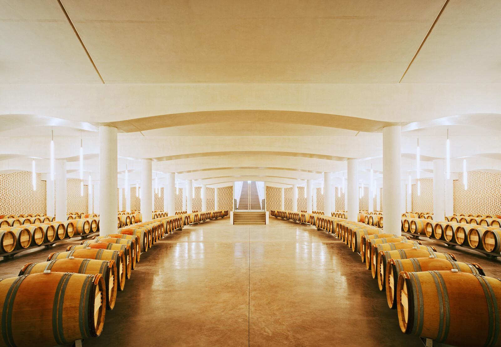 Chateau Cheval Blanc, Bordeaux, France - Rafael Neff
