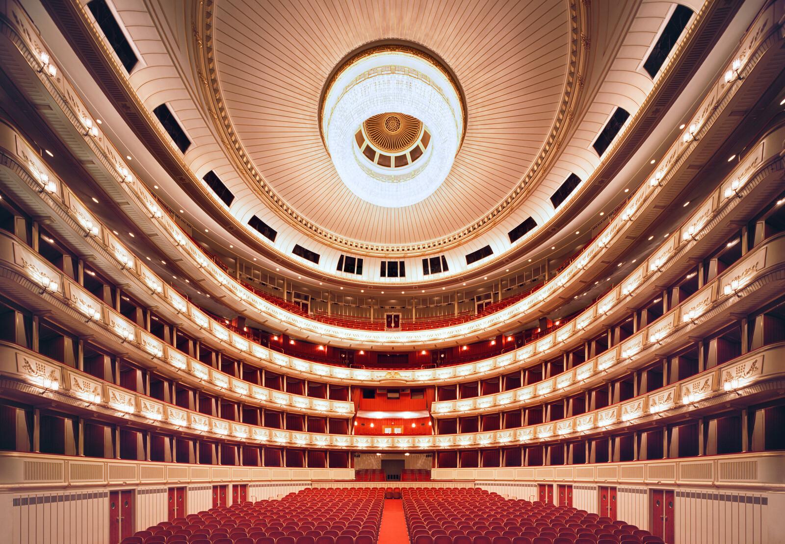 Staatsoper Wien - Rafael Neff