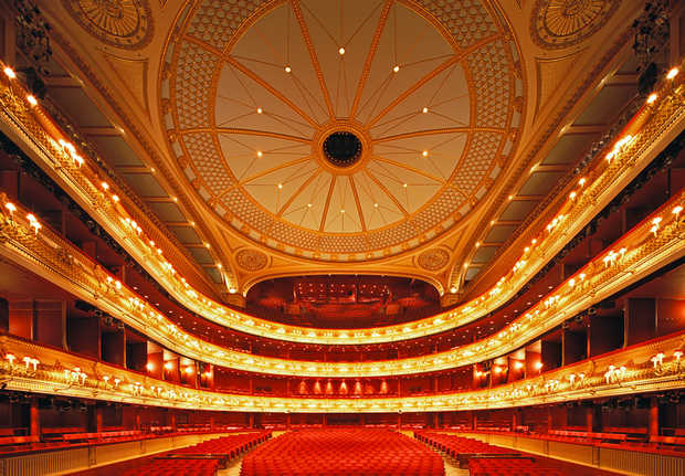 Royal Opera House London - Rafael Neff