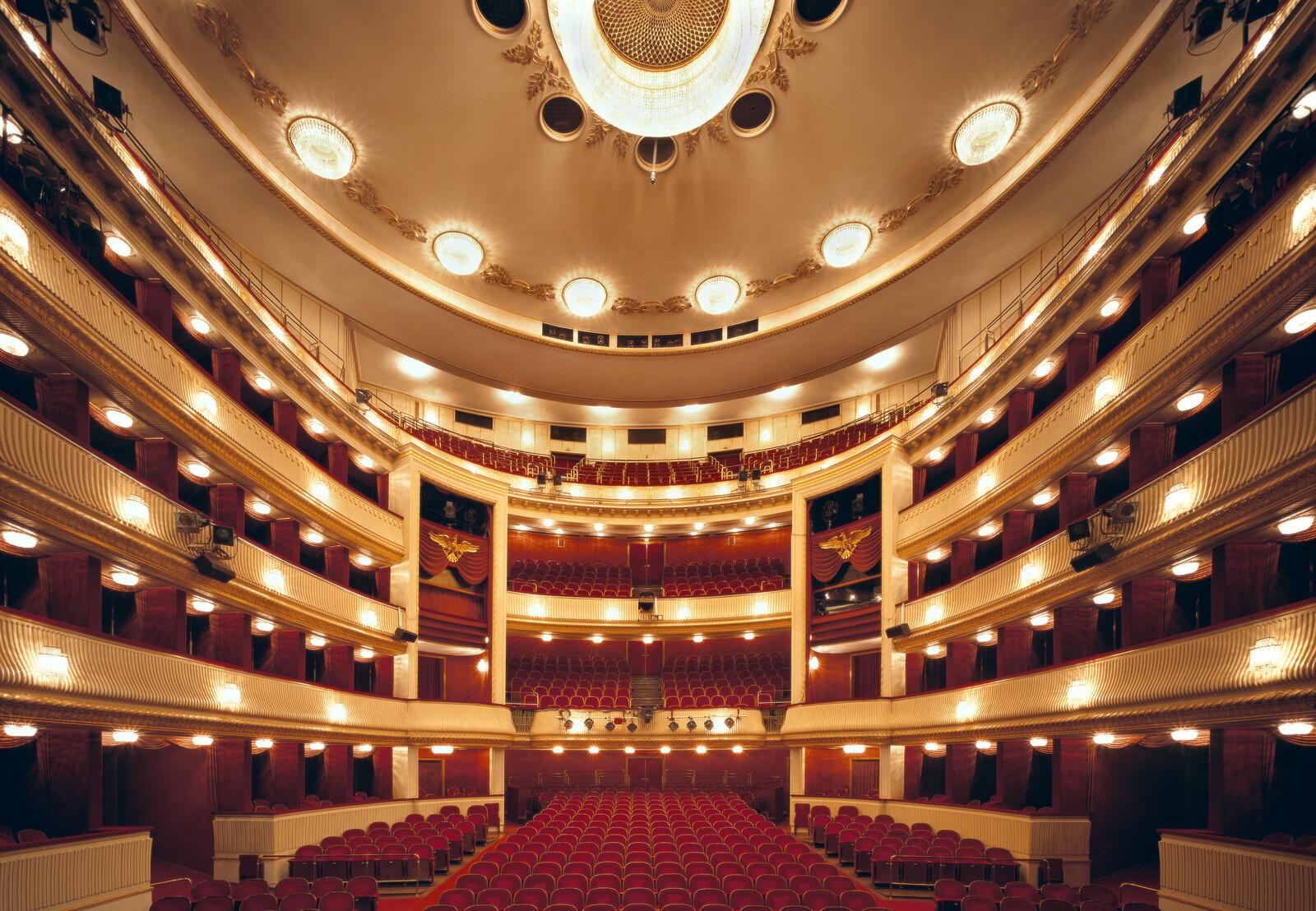 Burgtheater Wien - Rafael Neff