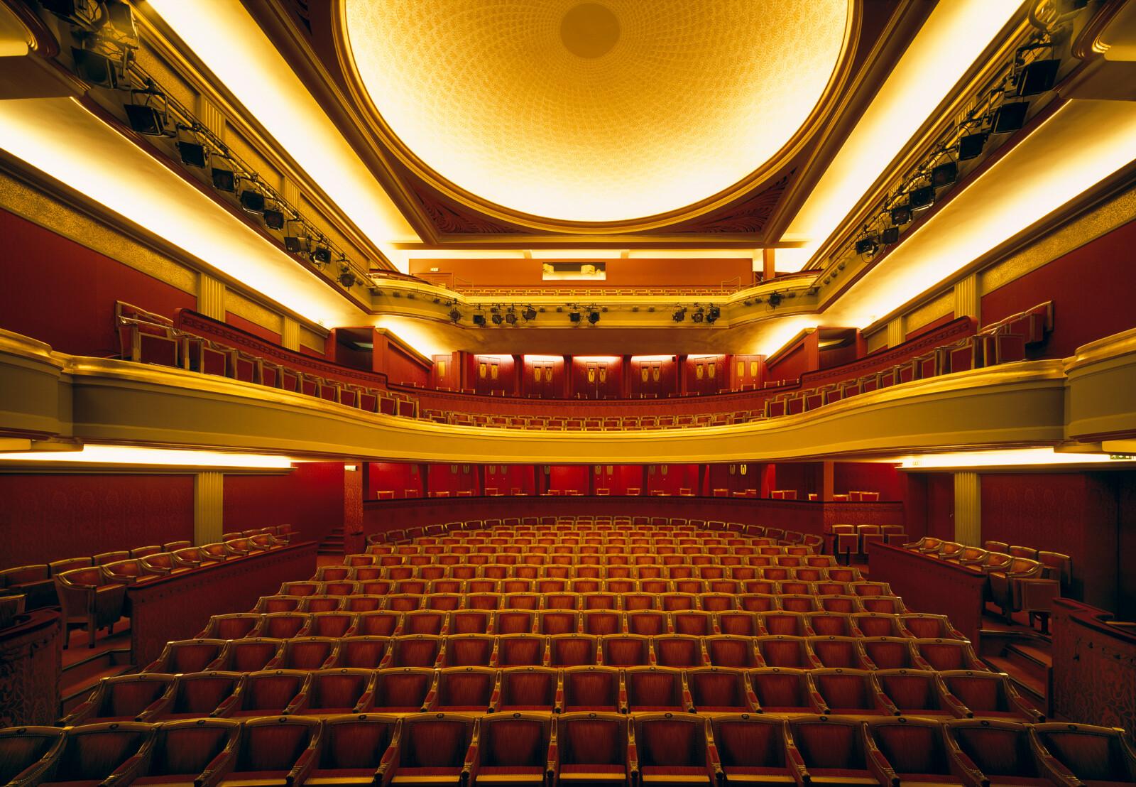 Théâtre des Champs-Élysées Paris - Rafael Neff