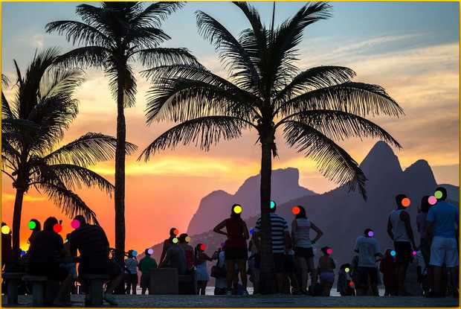 Arpoador Beach - Rogério Reis