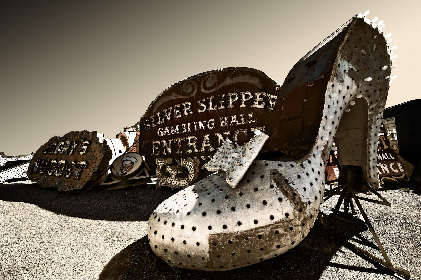 SILVERSLIPPER - Ralph Richter