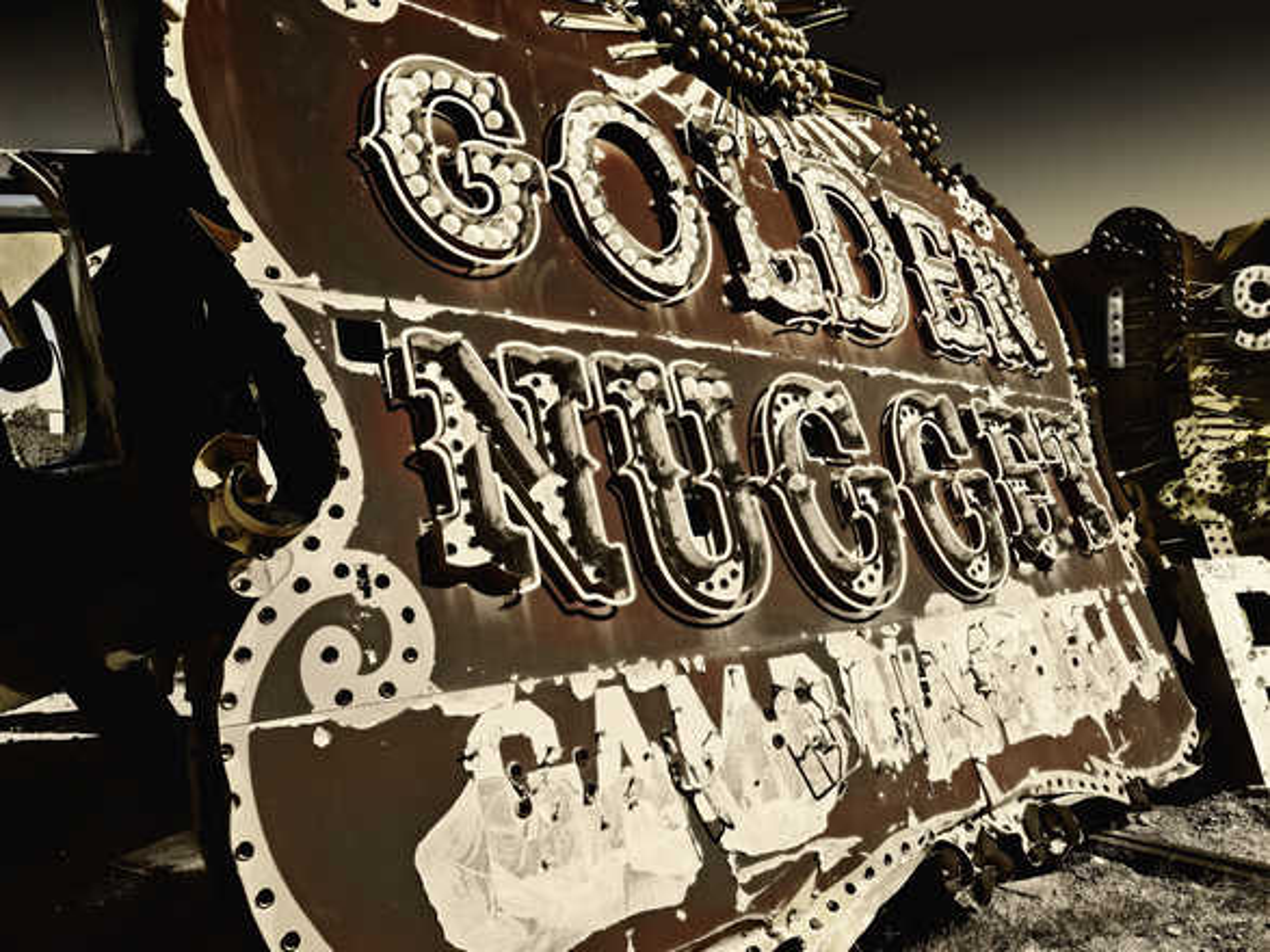 GOLDEN NUGGET - Ralph Richter