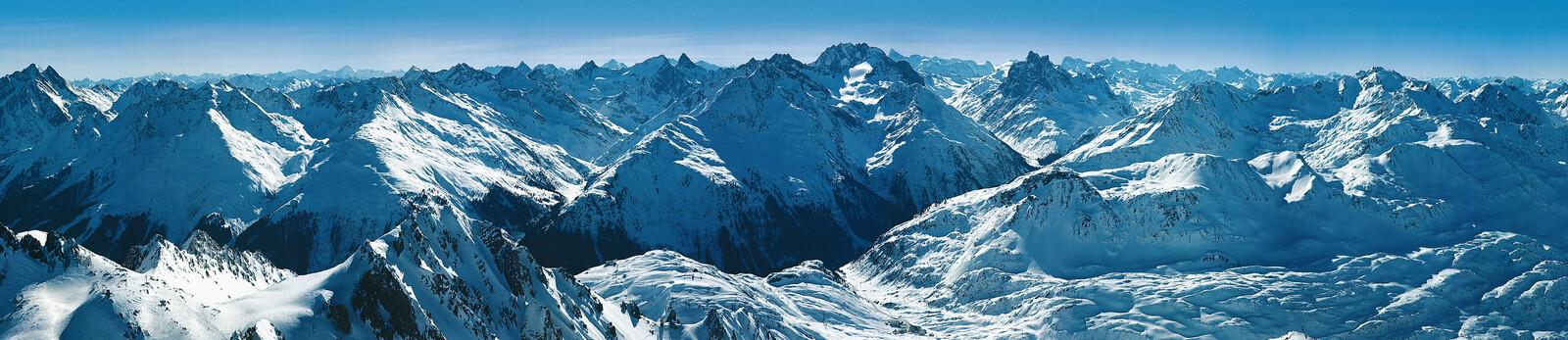 Lechtaler Alpen - Rudolf Rother
