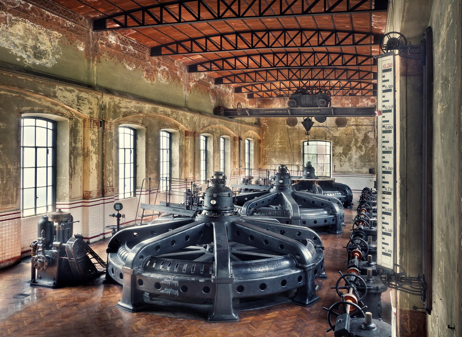 Black Turbines - Sven Fennema
