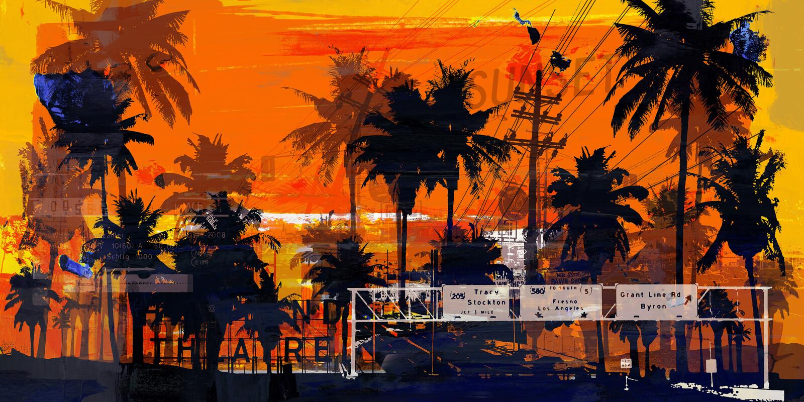 Venice Beach IV - Sven Pfrommer