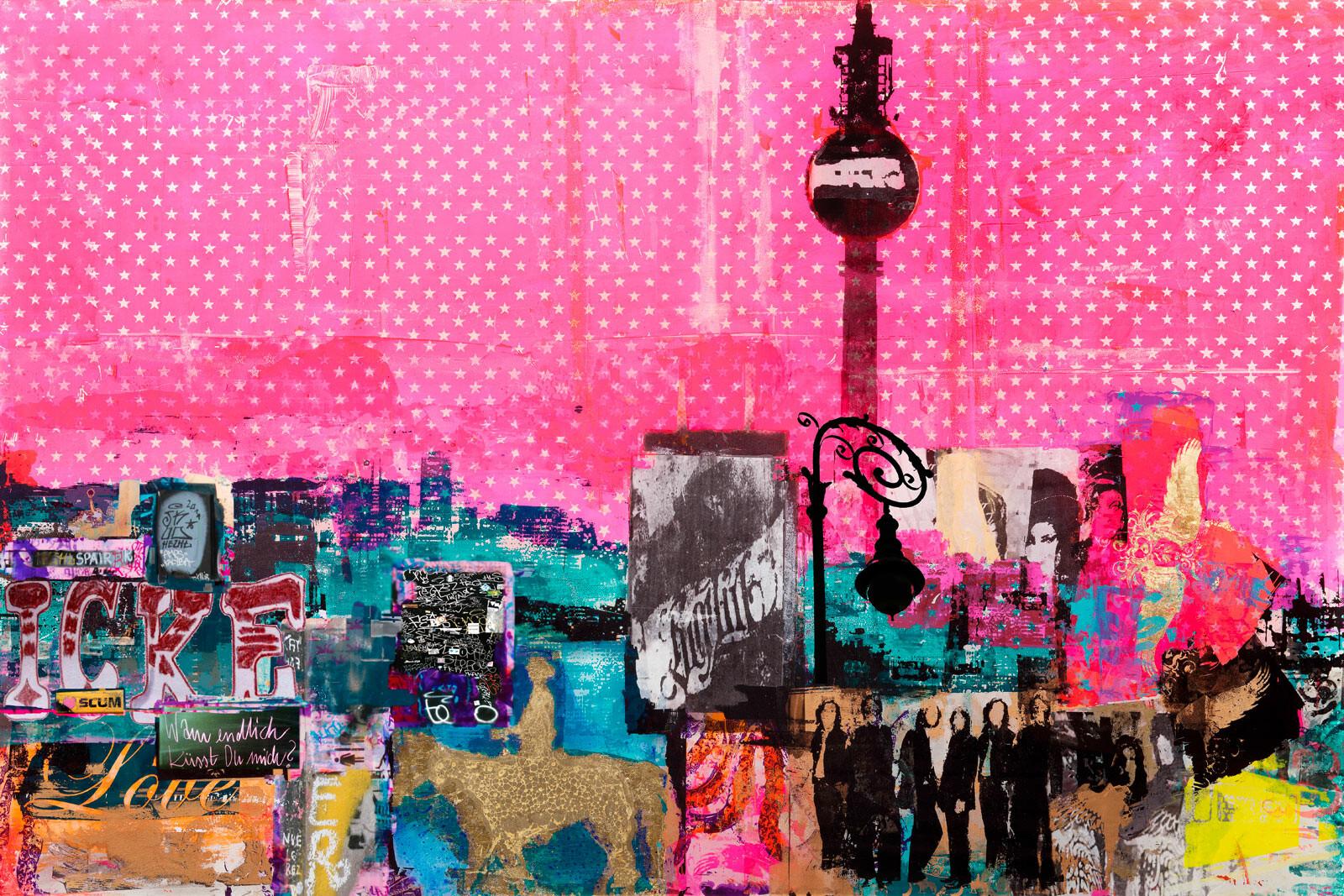 Berlin summer - Sandra Rauch