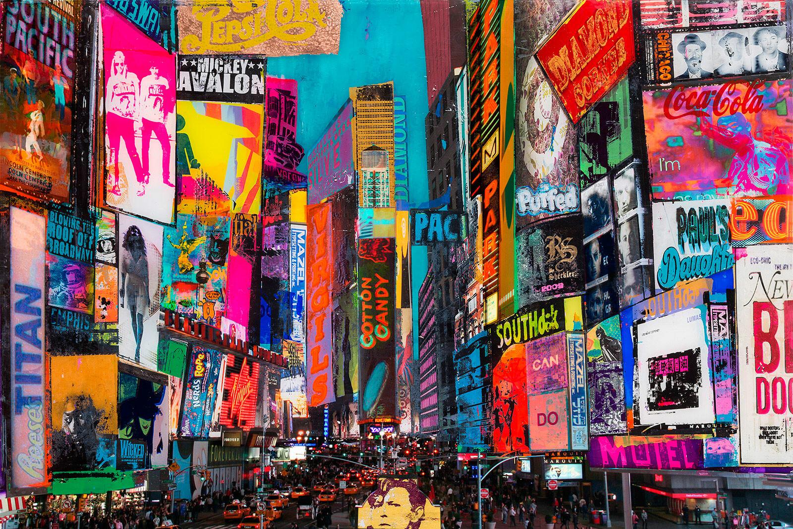 NYC allday - Sandra Rauch