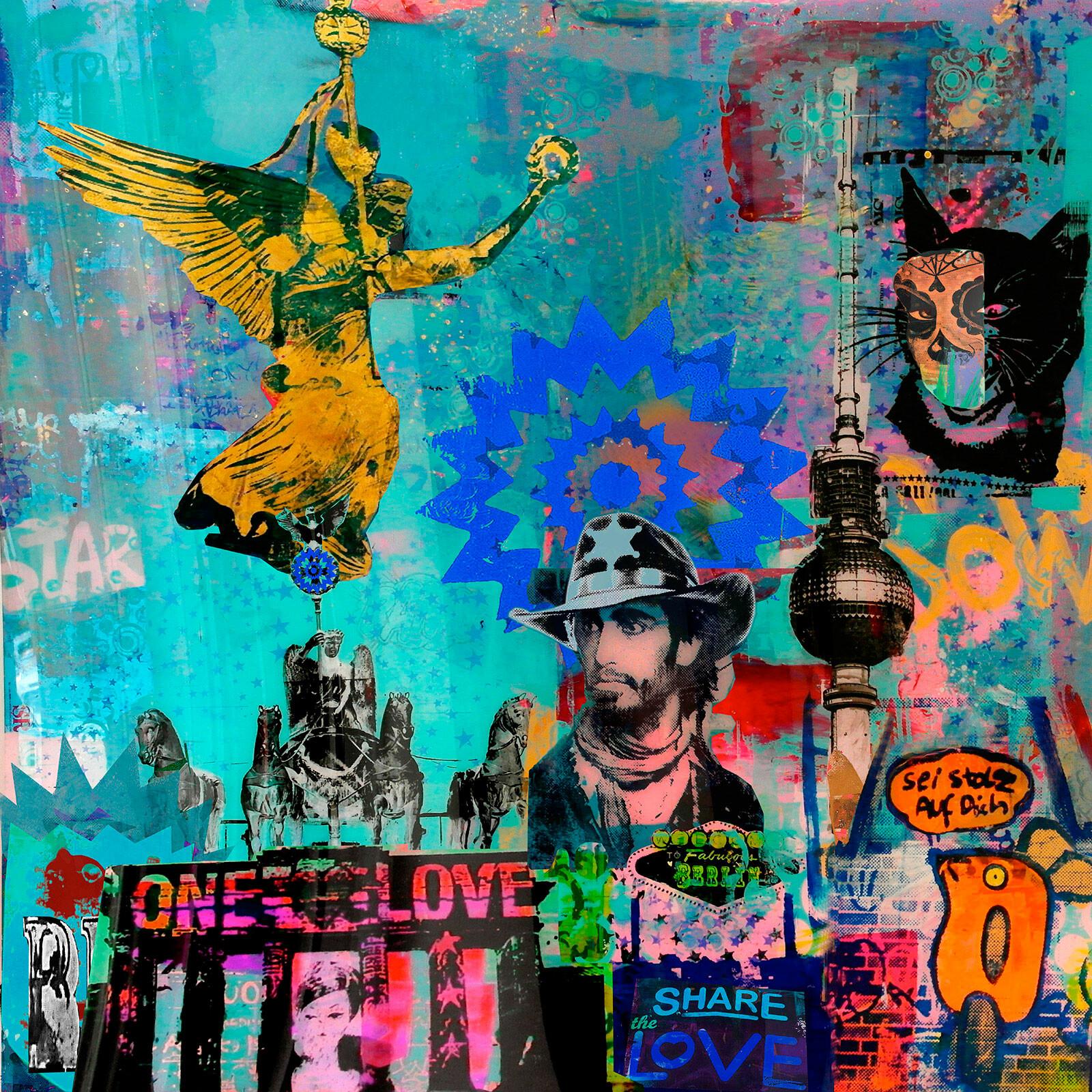 Berlin angel  - Sandra Rauch