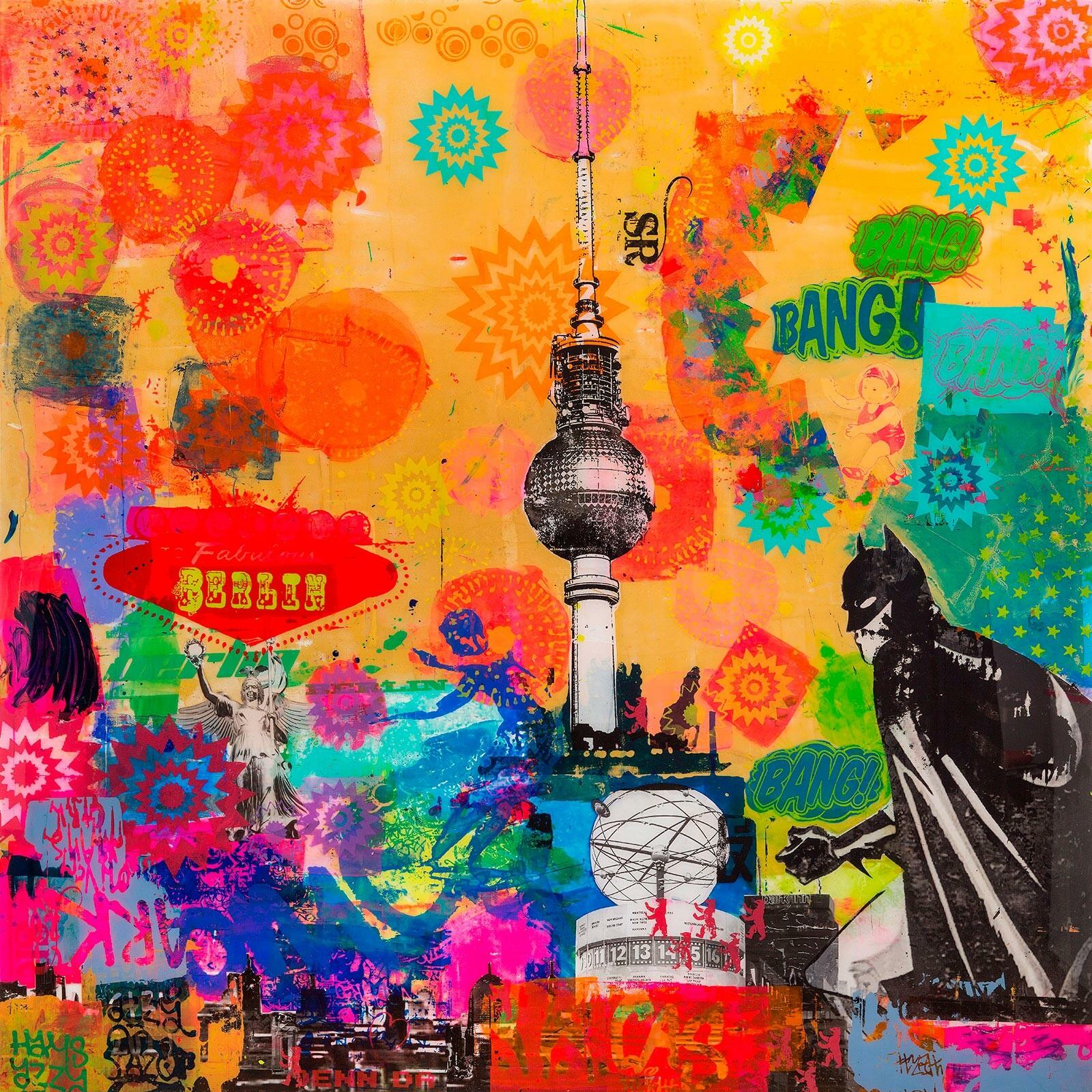 Berlin Pin - Sandra Rauch