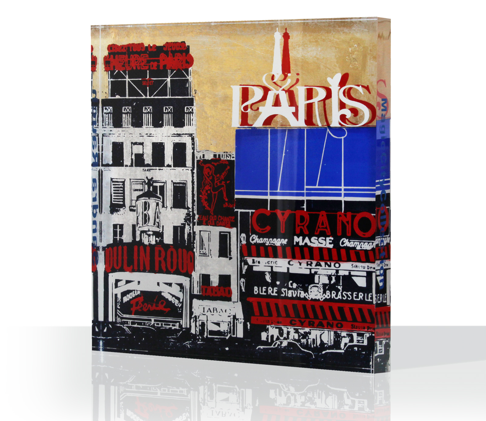 Paris - Sandra Rauch