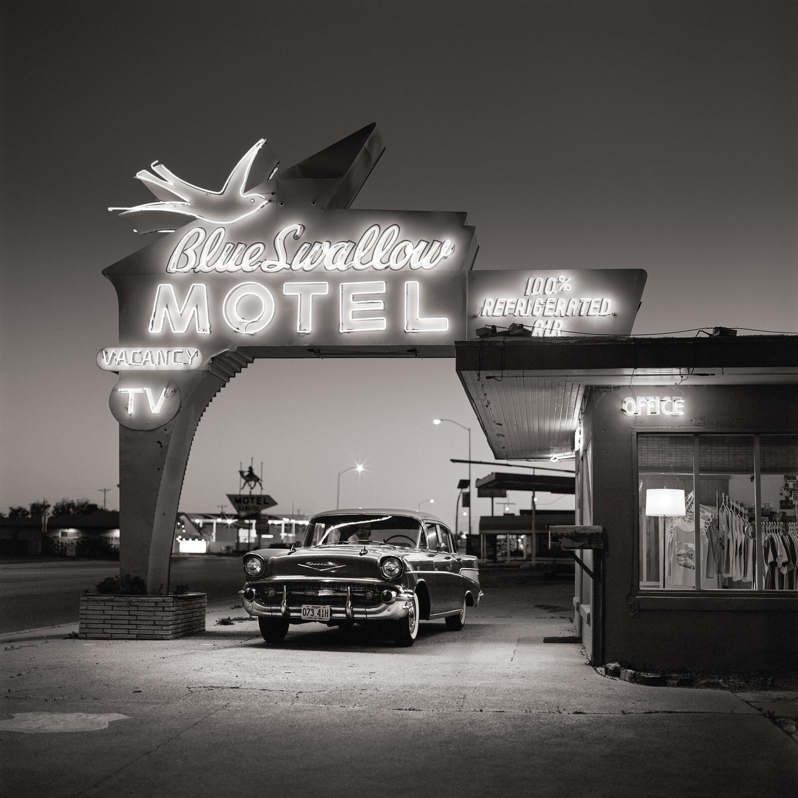 Blue Swallow Motel - Shannon Richardson