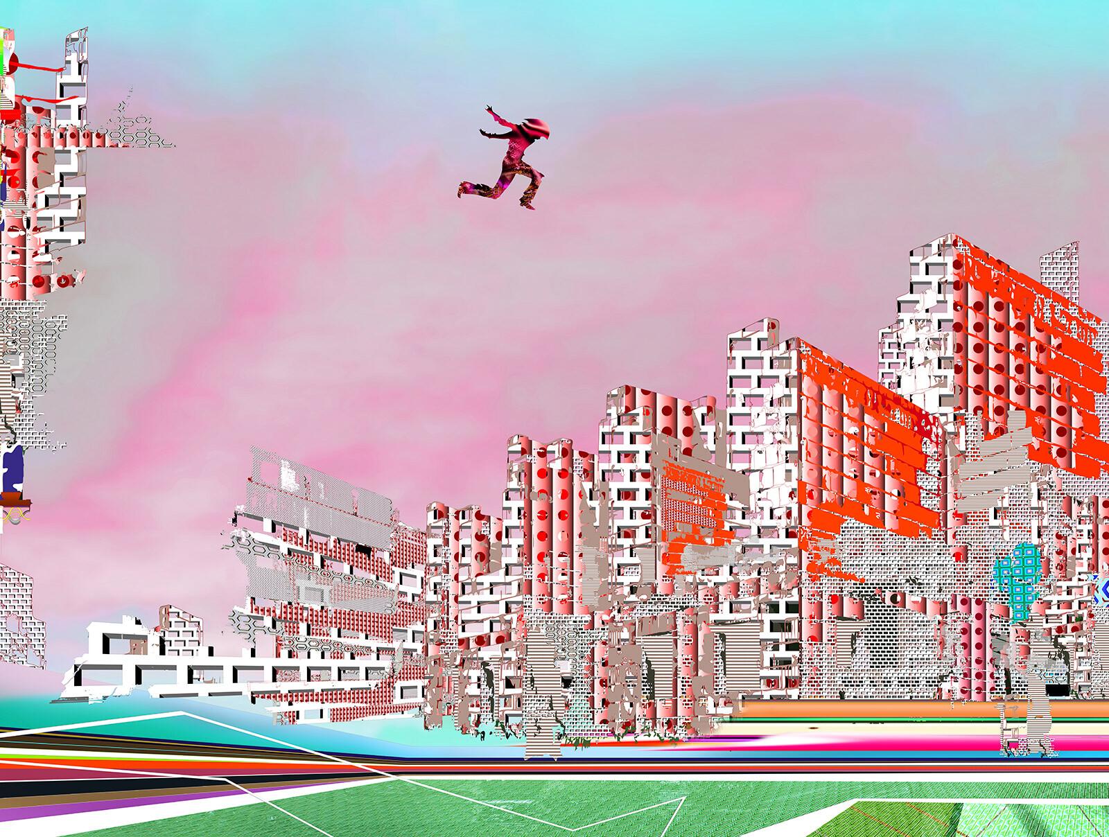 Rising - Stefan Saalfeld