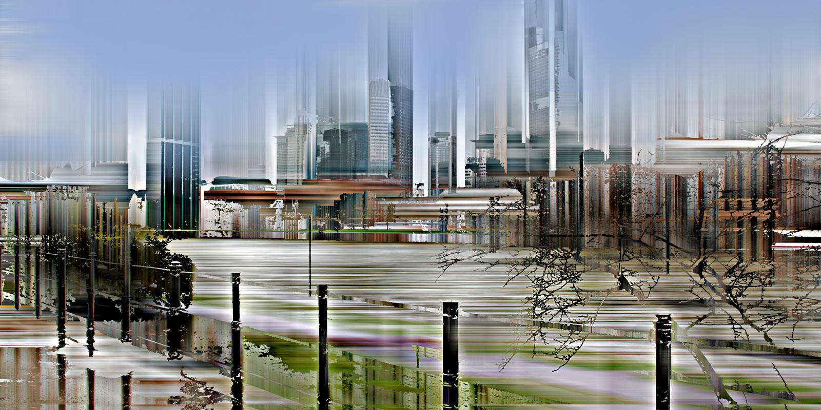 Sachsenhäuser Ufer  - Sabine Wild