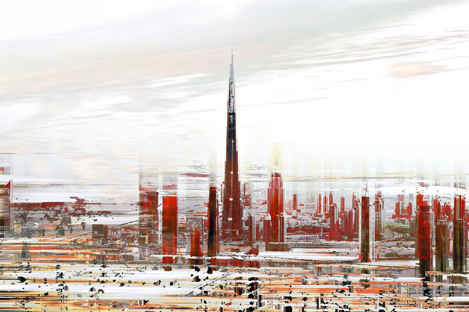 Dubai Projections II - Sabine Wild