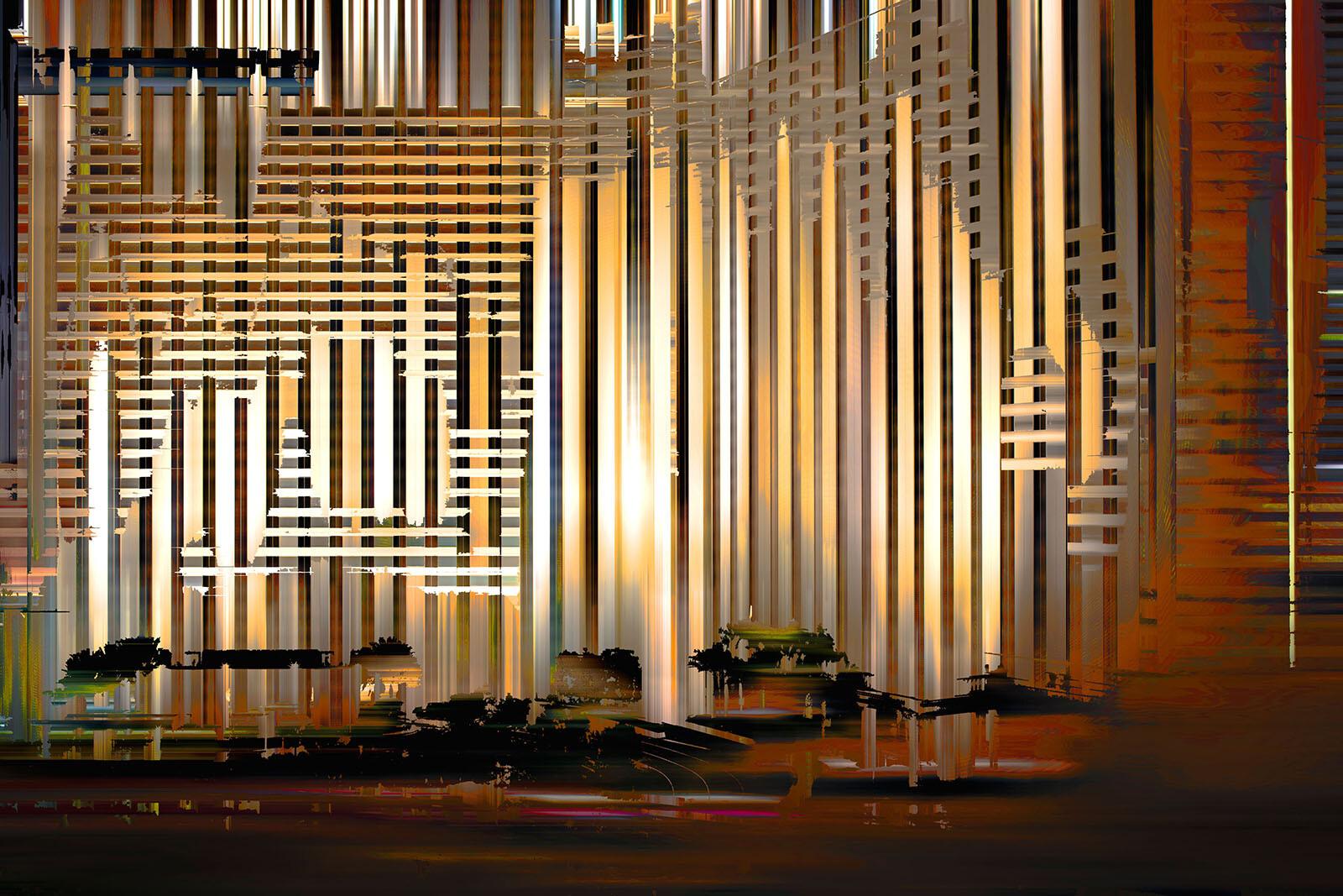 Las Vegas Projection I - Sabine Wild