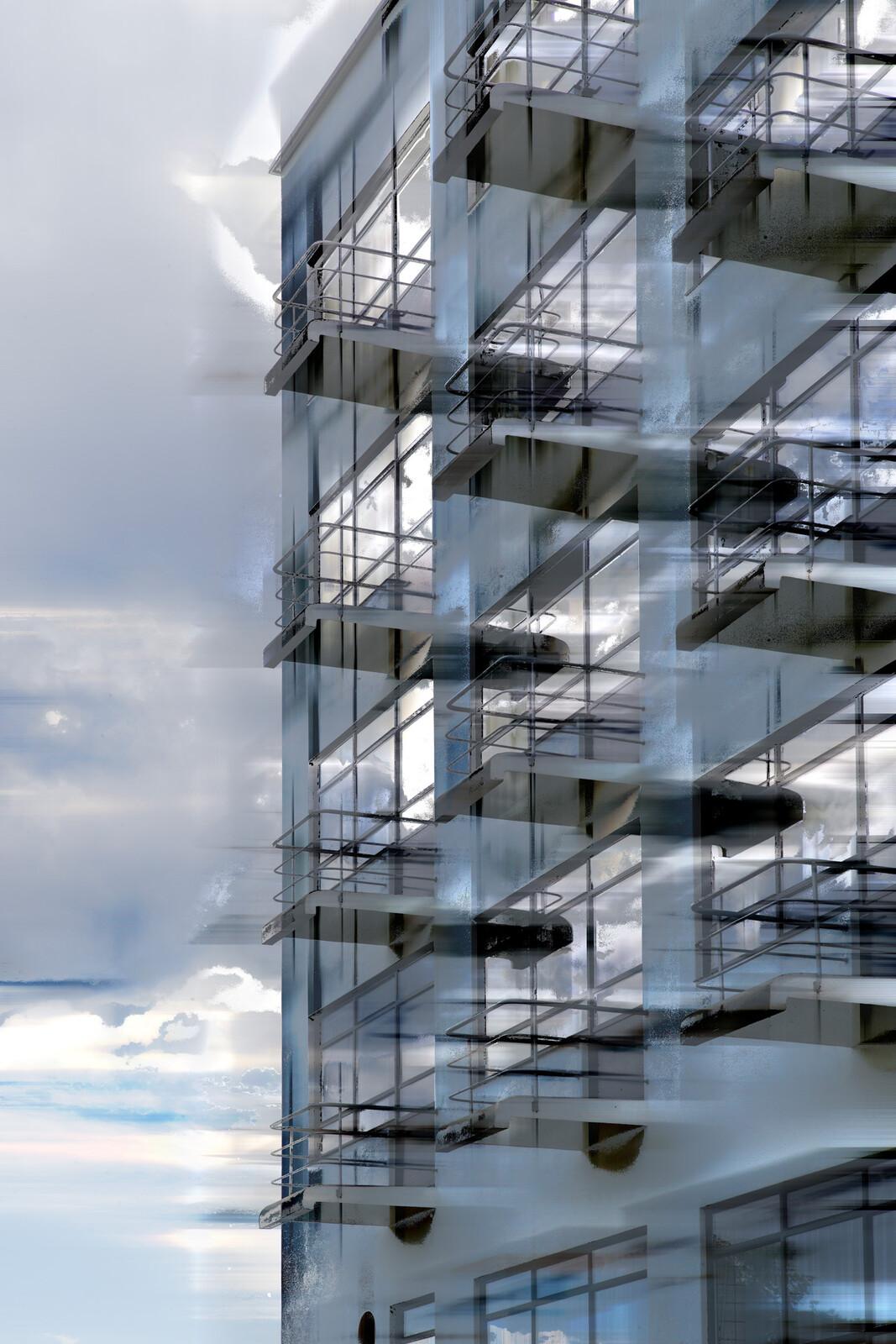 Bauhaus Dessau IV - Sabine Wild
