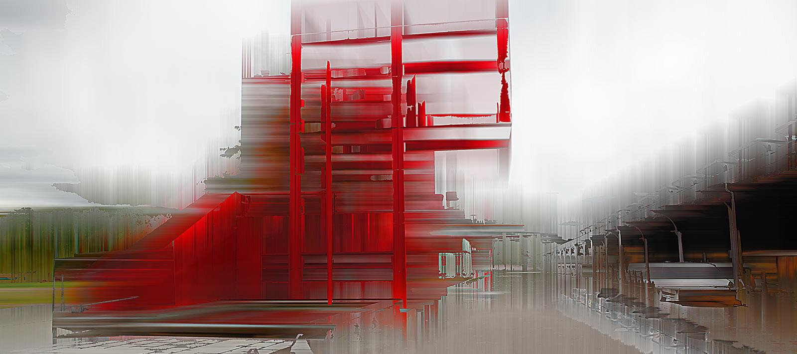 Paris Projections I - Sabine Wild
