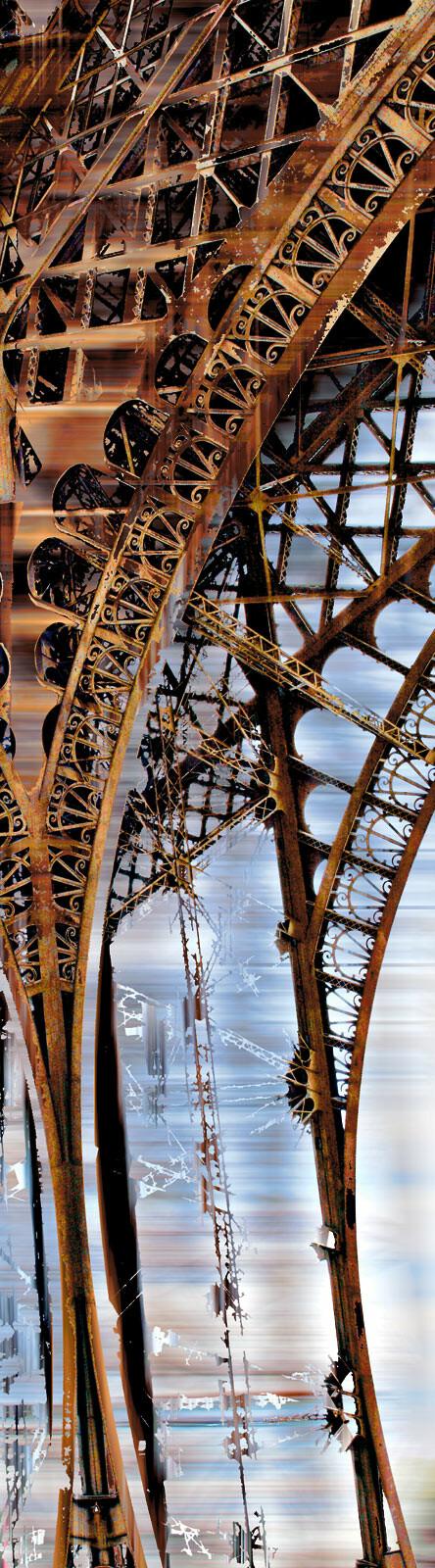 Paris Projections IX - Sabine Wild