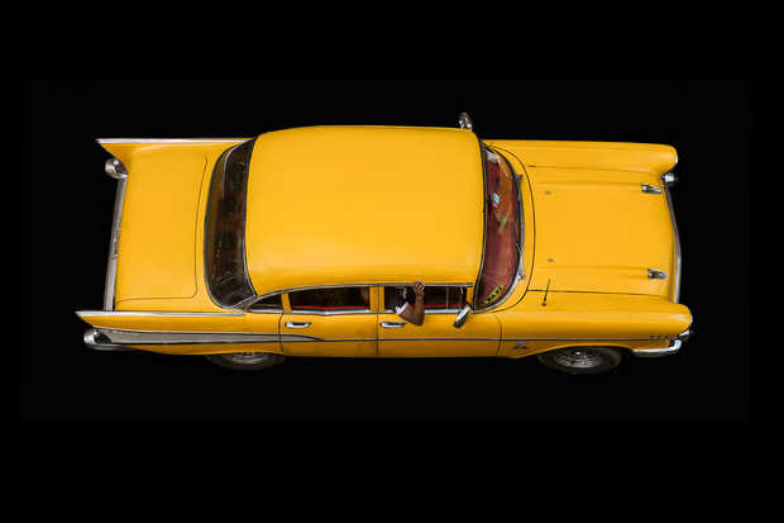 Chevrolet Bel Air, 1957 - Thomas Meinicke