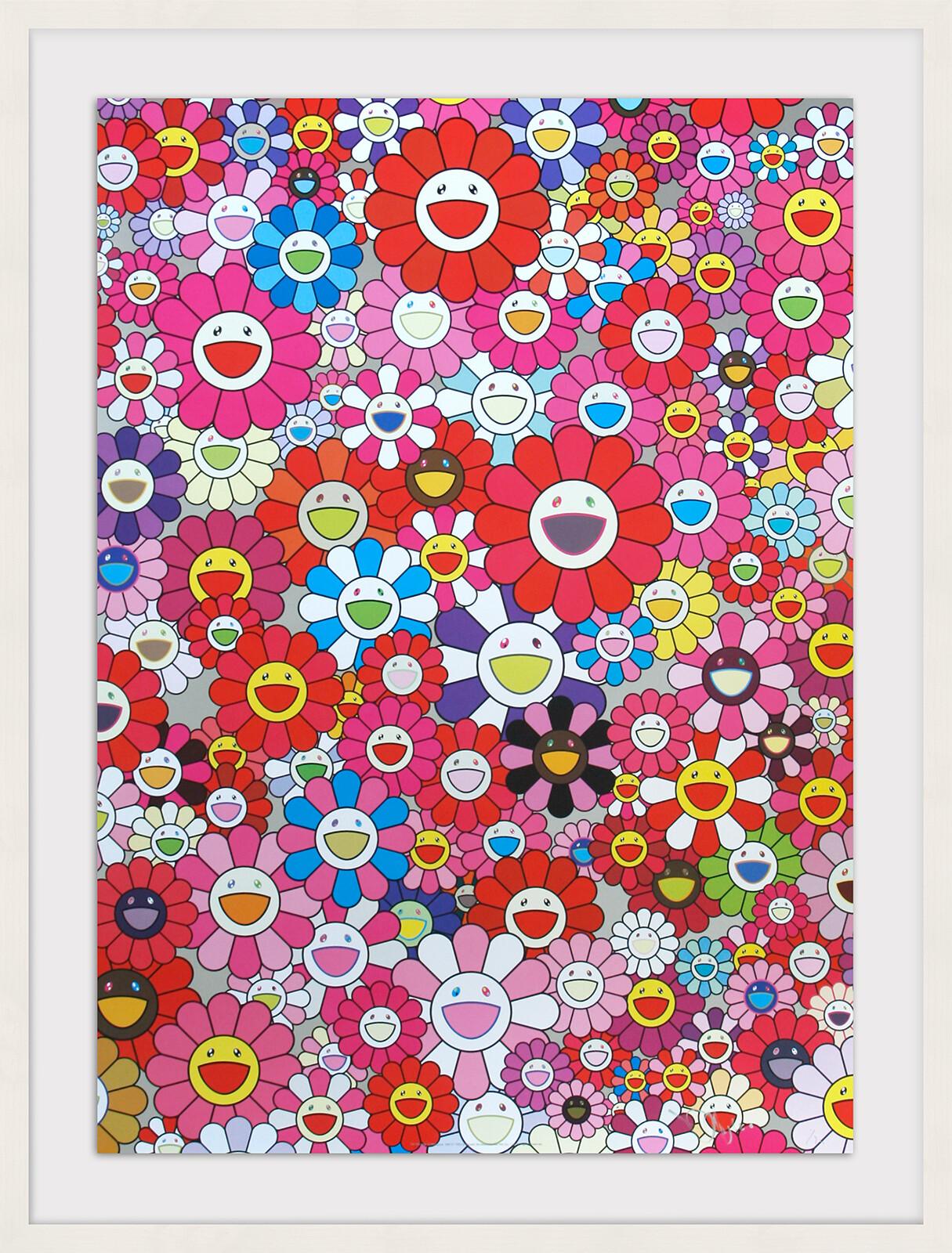 An Homage to Mono Pink 1960 - Takashi Murakami