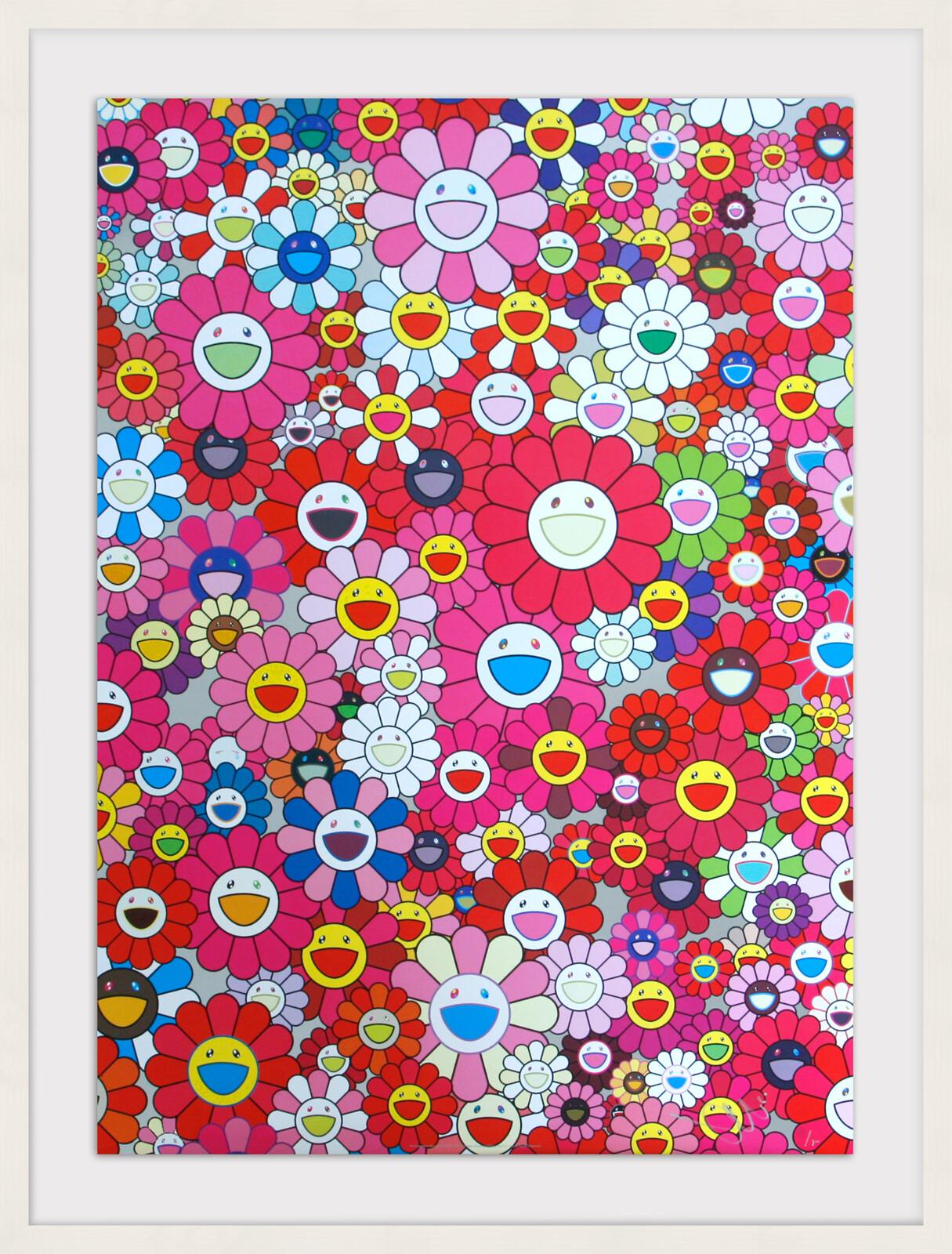 An Homage to Mono Pink 1960 A - Takashi Murakami
