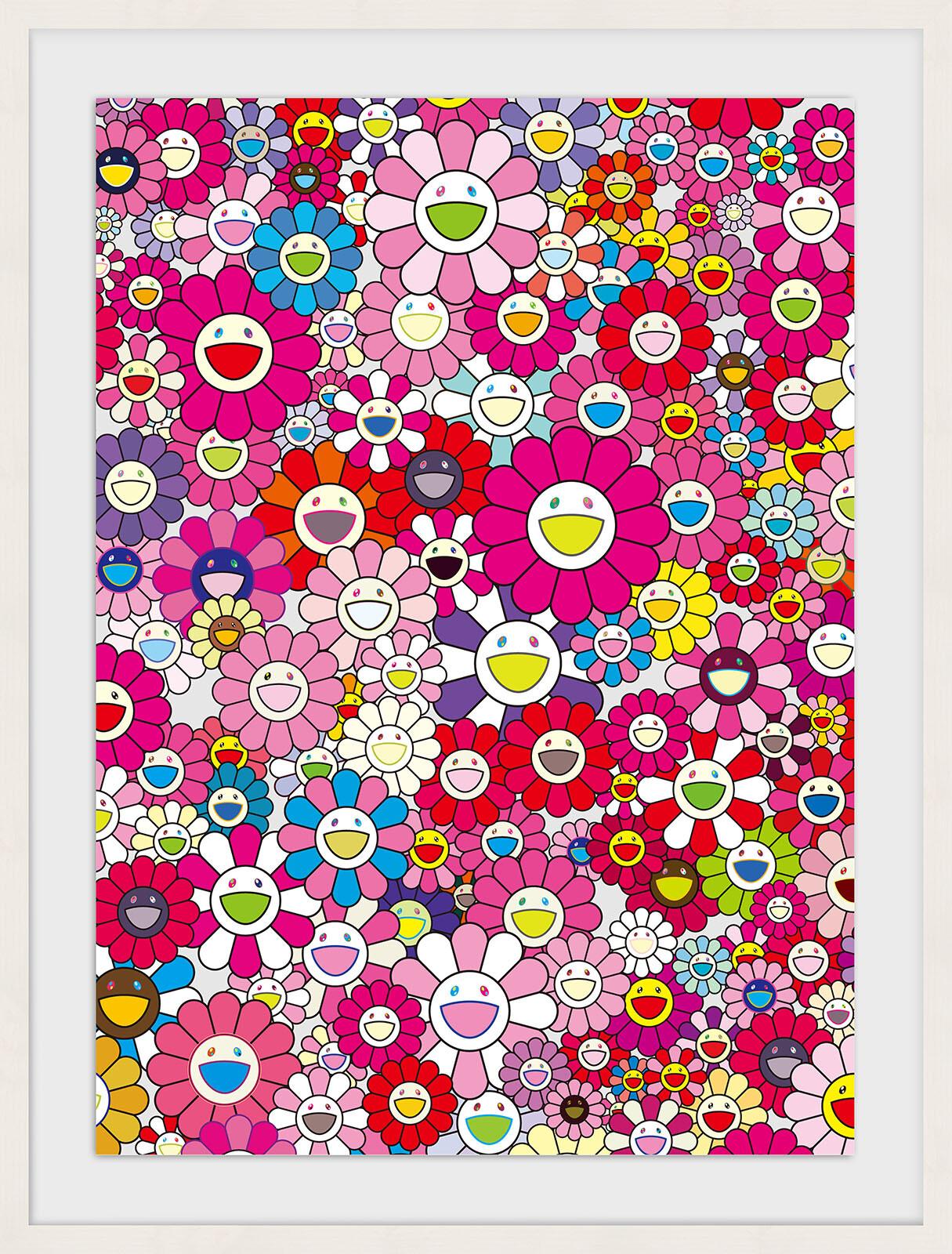 An Homage to Monopink 1960 D - Takashi Murakami