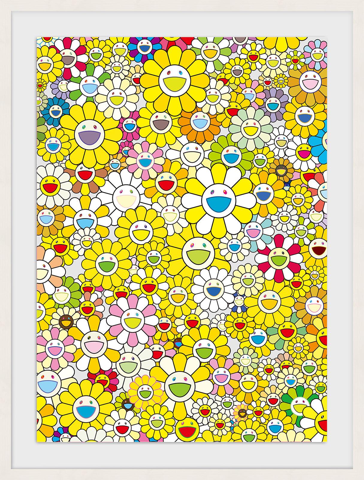 An Homage to Monogold 1960 D - Takashi Murakami