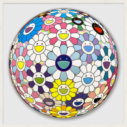 Cosmic Power - Takashi Murakami