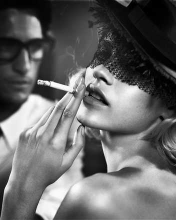 Seductive Beauty - Vincent Peters | Trunk Archive