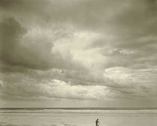 Maia; Montalivet, France, 1992 - Jock Sturges | Trunk Archive