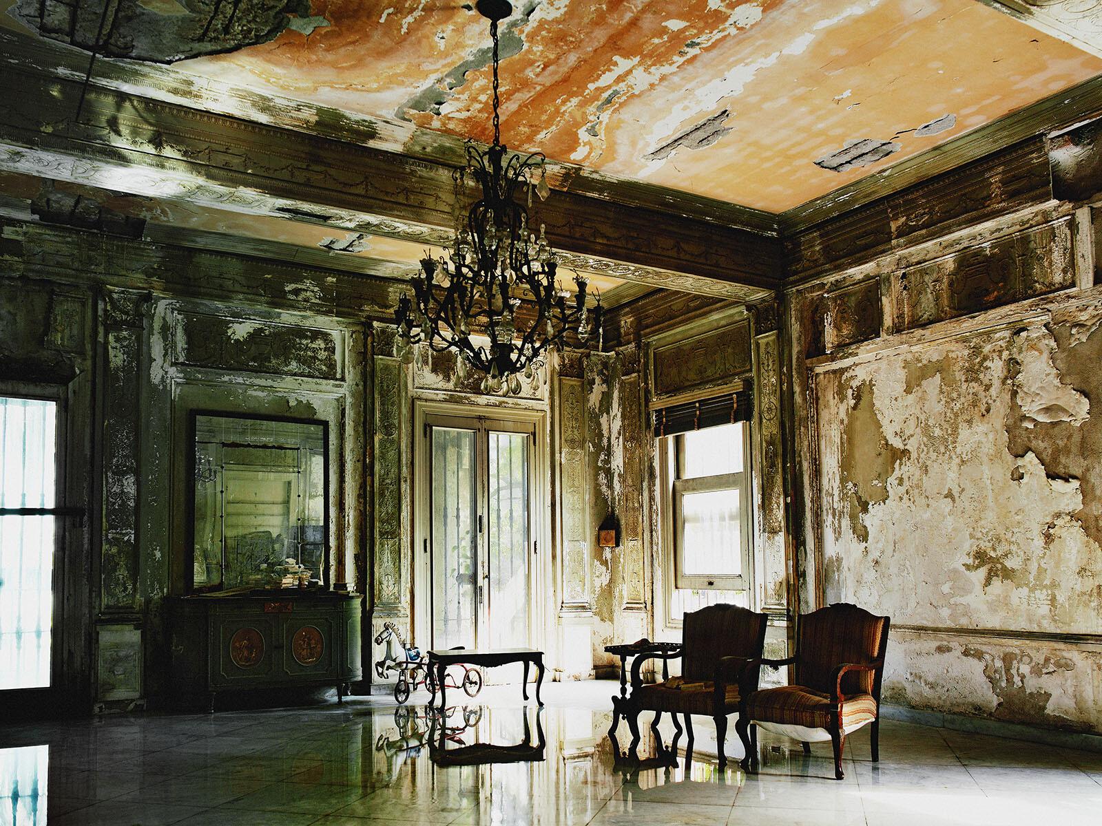 House of Luisa Faxas - Havana - Werner Pawlok