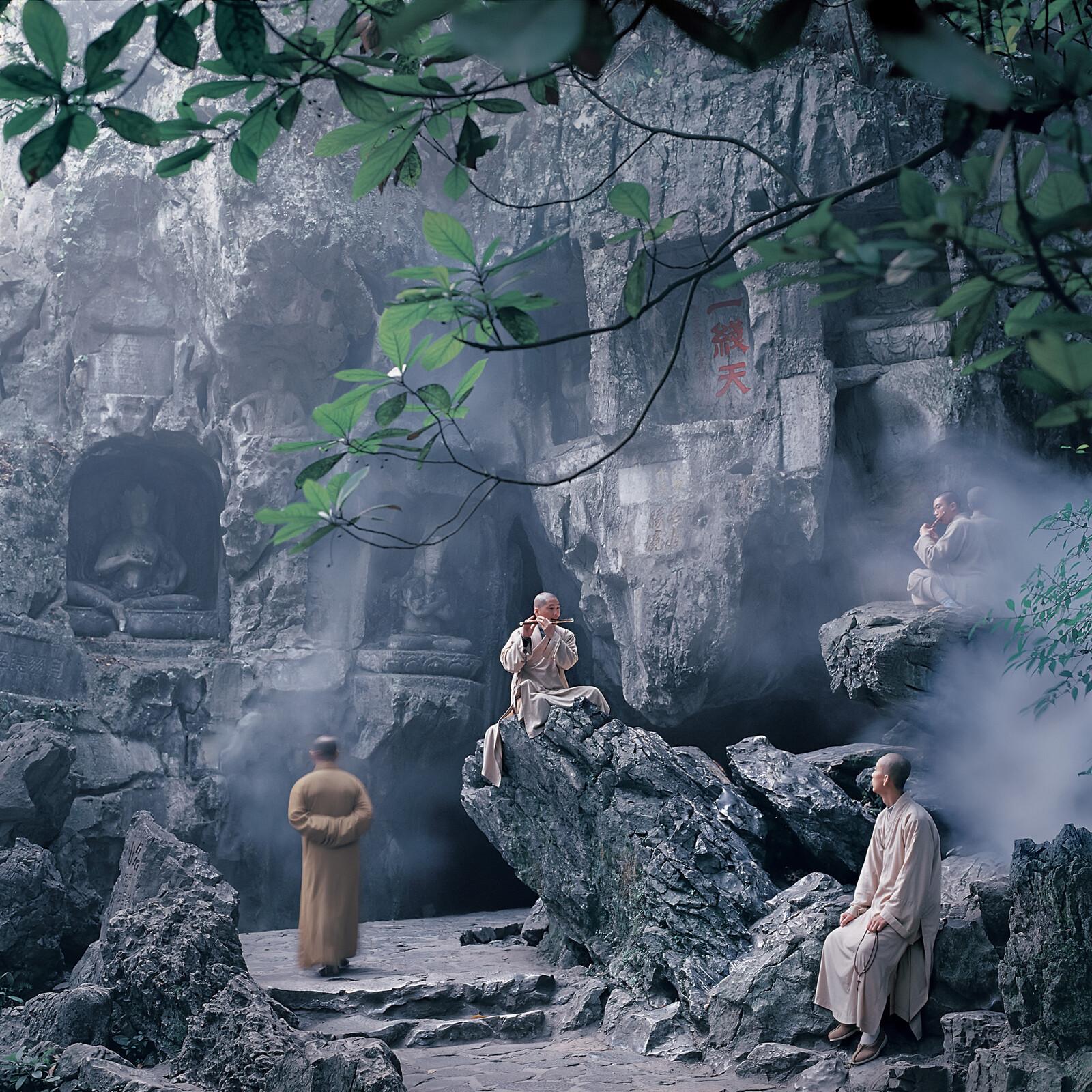 Shramana - Zhang Wang